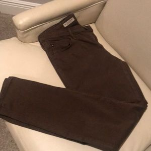 AG Brown Stevie ankle pants - size 29R
